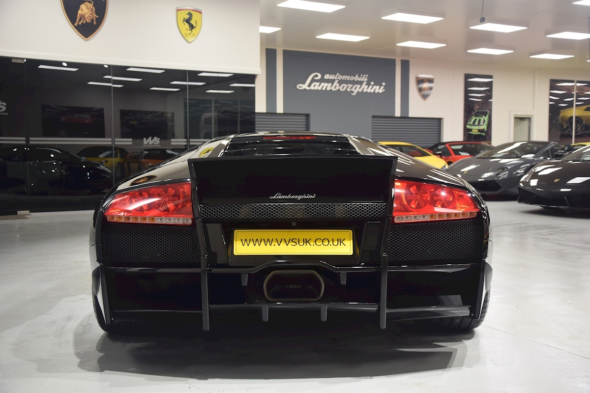 Used Lamborghini Murcielago Lp640 4 670 Sv Body Kit Vvs