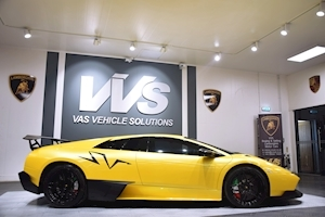 Lamborghini Murcielago LP 670-4 SV HIGH SPEC VAT QUALIFYING