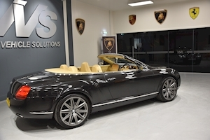 Continental Gtc 6.0 2dr Convertible LOW MILEAGE