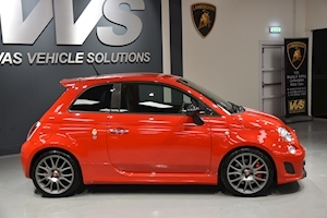 Abarth 695 TRIBUTO FERRARI EDITION