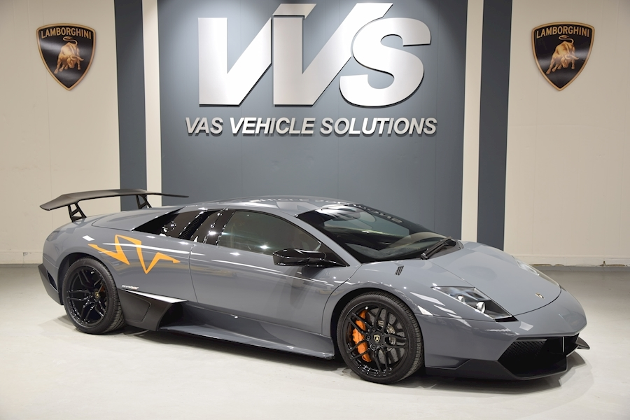 Lamborghini MURCIELAGO LP670-4 SV HIGH SPEC VAT QUALIFYING