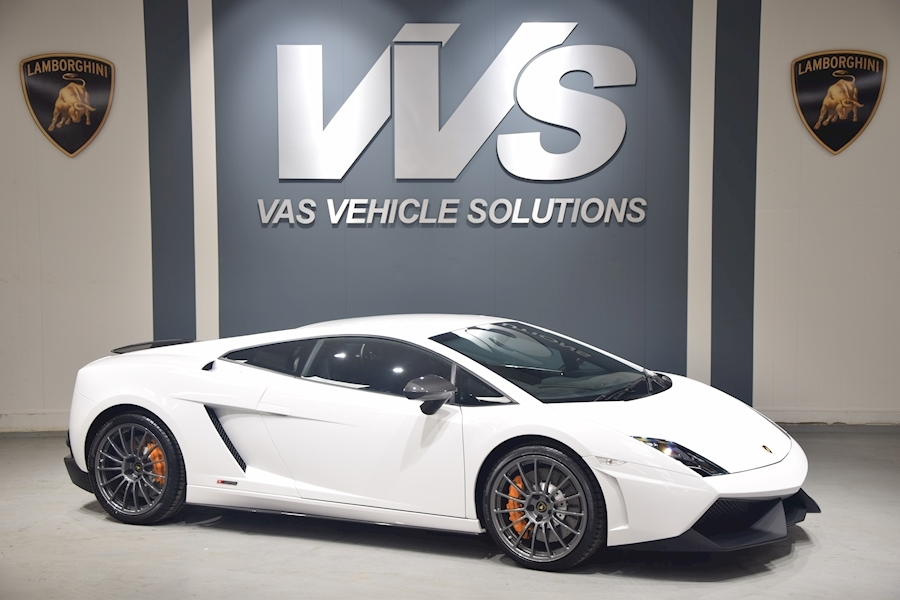 Lamborghini Gallardo LP550-2 Superleggera