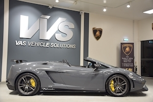 Gallardo LP570-4 Spyder Performante Edizione Tecnica SUPER LOW MILEAGE
