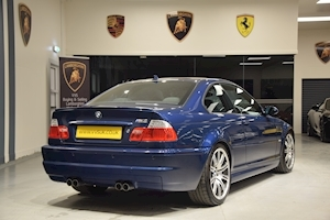 3 Series M3 Coupe 3.2 Manual JUST 60,000 MILES