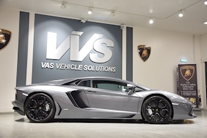 Aventador V12 Coupe 6.5 Semi Auto HIGH SPEC