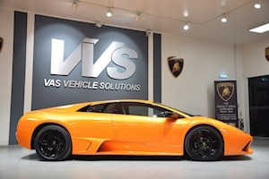 Murcielago LP640 Coupe 6.5 2dr Coupe Automatic Petrol