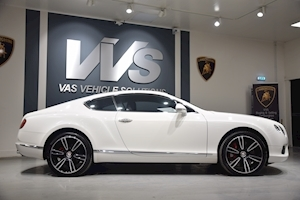 Continental Gt 4.0 V8 MULLINER SPEC 2dr Coupe Automatic Petrol