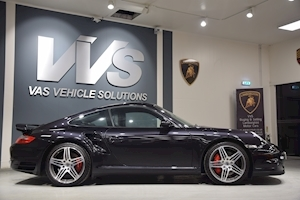 911 Turbo Coupe 3.6 Manual Petrol
