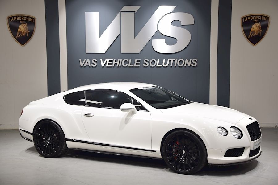Bentley Continental GT V8 MULLINER