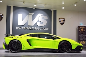 Aventador LP 750-4 Superveloce 6.5 2dr Coupe Semi Auto JUST SERVICED