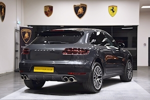 Macan D S Pdk Estate 3.0 Diesel Auto HIGH SPEC