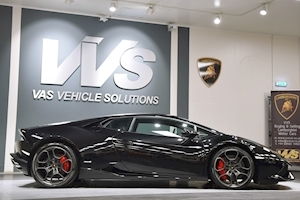 Huracan LP 610-4 5.2 2dr Coupe Semi Auto Petrol