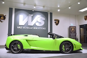 Gallardo LP570-4 Performante Edizone Tecnica 5.2 2dr Convertible Automatic Petrol