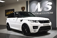 Land Rover Range Rover Sport Sdv6 Autobiography Dynamic - Thumb 24