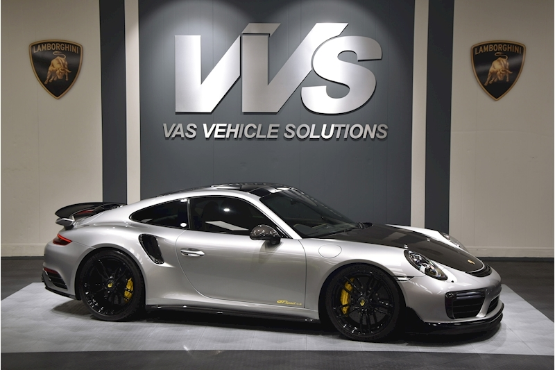 911 Turbo S Pdk Coupe 3.8 TECHART GTSPORT + 1 OF 30 PRODUCED