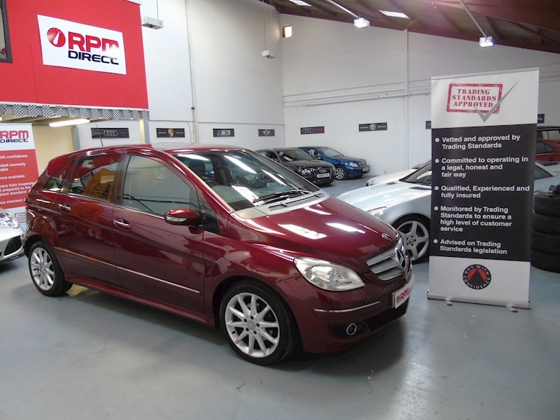 Mercedes B-Class B180 CDI SE - SPORTS PACK - LEATHER