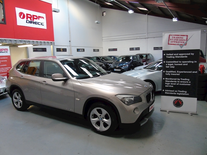 BMW X1 Sdrive20d Efficientdynamics 5dr