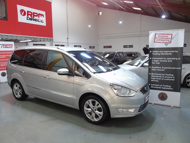 Ford Galaxy Titanium TDCI 5dr 7 Seats