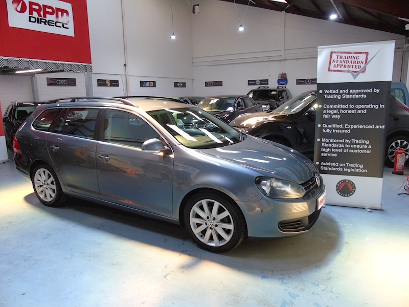 Volkswagen Golf SE TSI 5dr Estate - HUGE SPECIFICATION