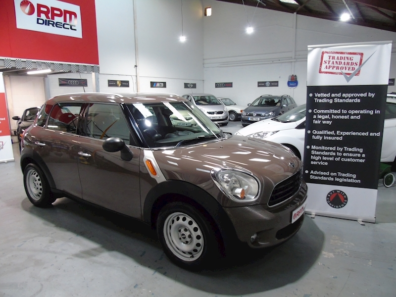 Mini Countryman One D 5dr