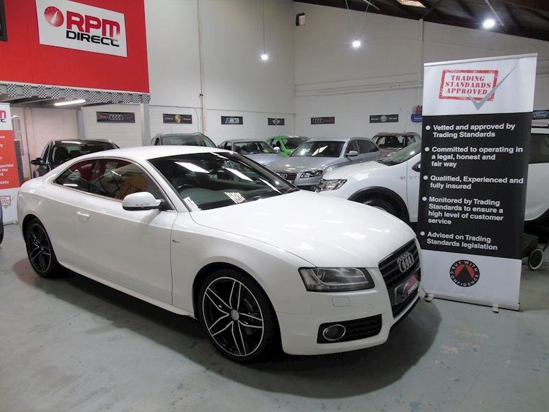 Audi A5 TFSI S Line Special Edition 2dr