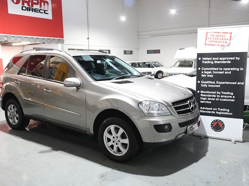 M-Class Ml 280 CDI SE Auto 3.0 5dr Estate Automatic Diesel