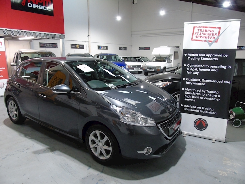 Peugeot 208 1.4 HDI  Active 5dr - Large 0