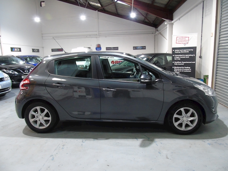 Peugeot 208 1.4 HDI  Active 5dr - Large 6