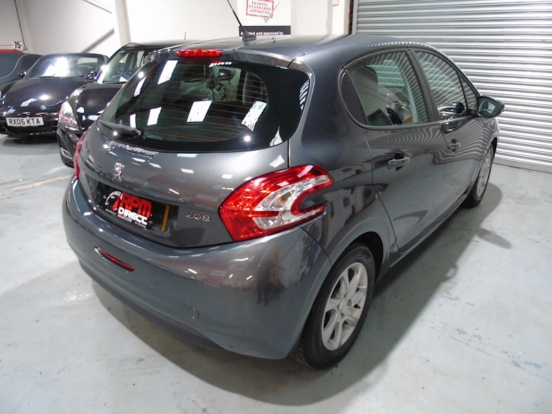 Peugeot 208 1.4 HDI  Active 5dr - Large 2