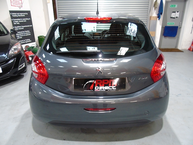 Peugeot 208 1.4 HDI  Active 5dr - Large 5