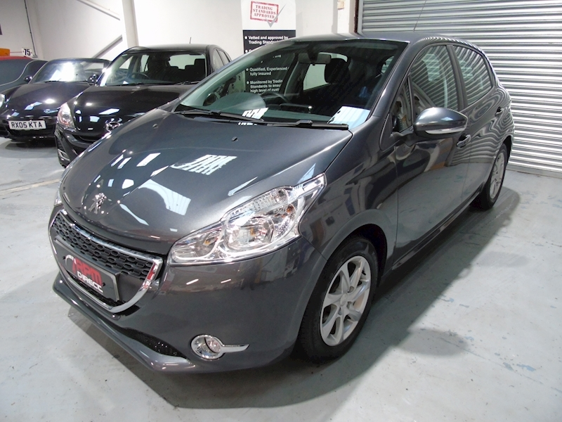 Peugeot 208 1.4 HDI  Active 5dr - Large 1