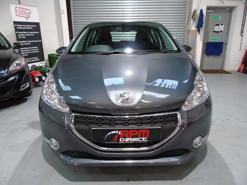 Peugeot 208 1.4 HDI  Active 5dr - Large 4