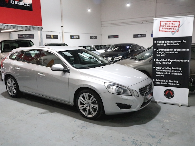 V60 D3 SE Lux 5dr 2.0 5dr Estate Manual Diesel