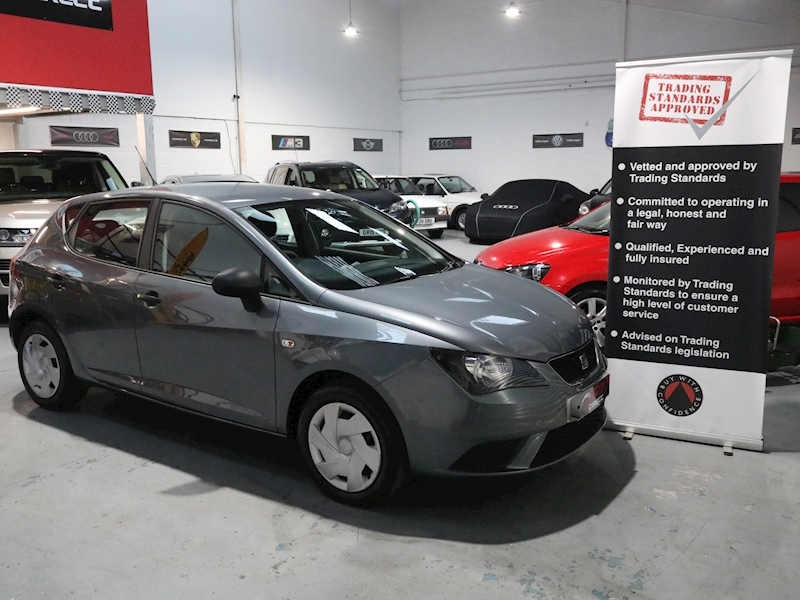 Seat Ibiza 1.2 S A/C 5dr - Large 0