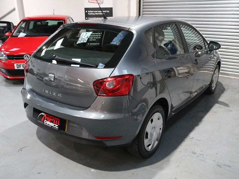 Seat Ibiza 1.2 S A/C 5dr - Large 2