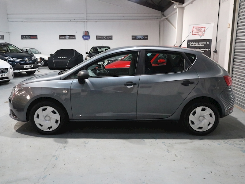 Seat Ibiza 1.2 S A/C 5dr - Large 7