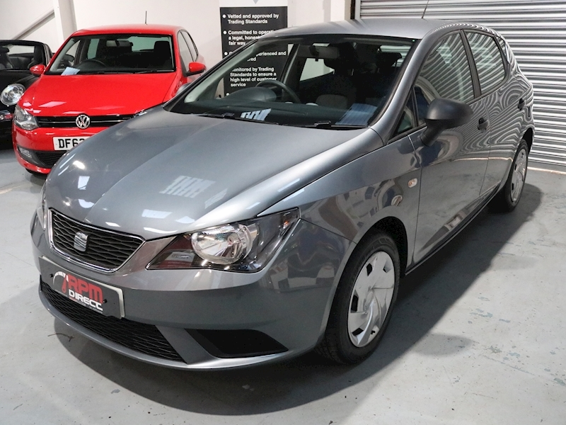 Seat Ibiza 1.2 S A/C 5dr - Large 1