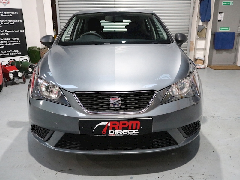 Seat Ibiza 1.2 S A/C 5dr - Large 4
