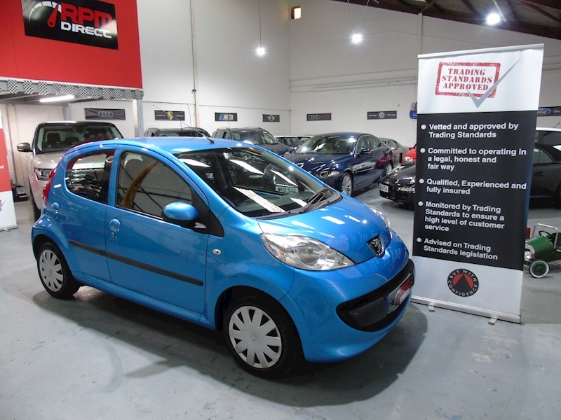 Peugeot 107 Urban 5dr - P/X TO CLEAR