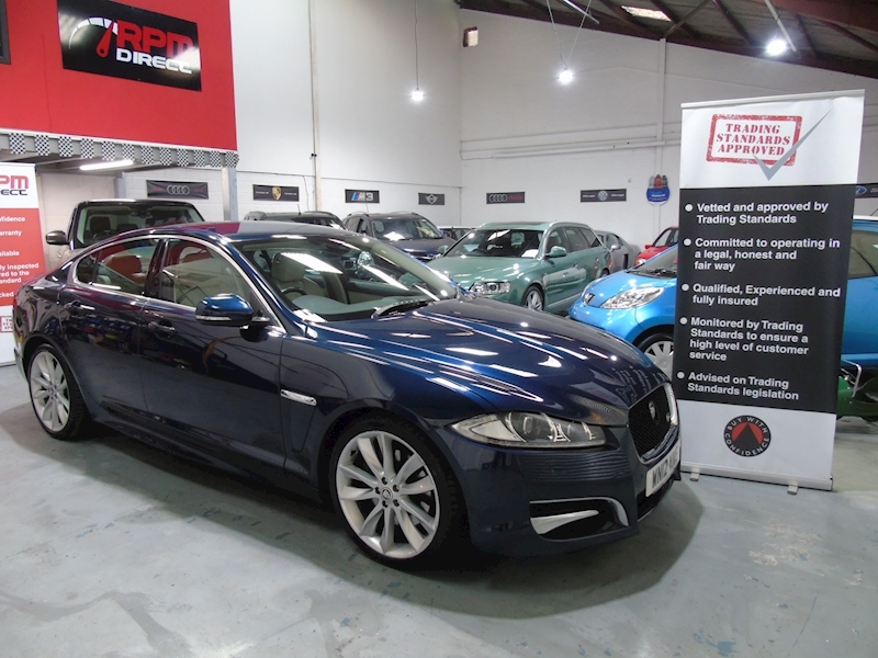 Jaguar Xf 3.0 V6 S Premium Luxury 4dr - Large 0