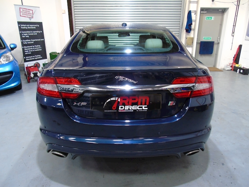 Jaguar Xf 3.0 V6 S Premium Luxury 4dr - Large 5