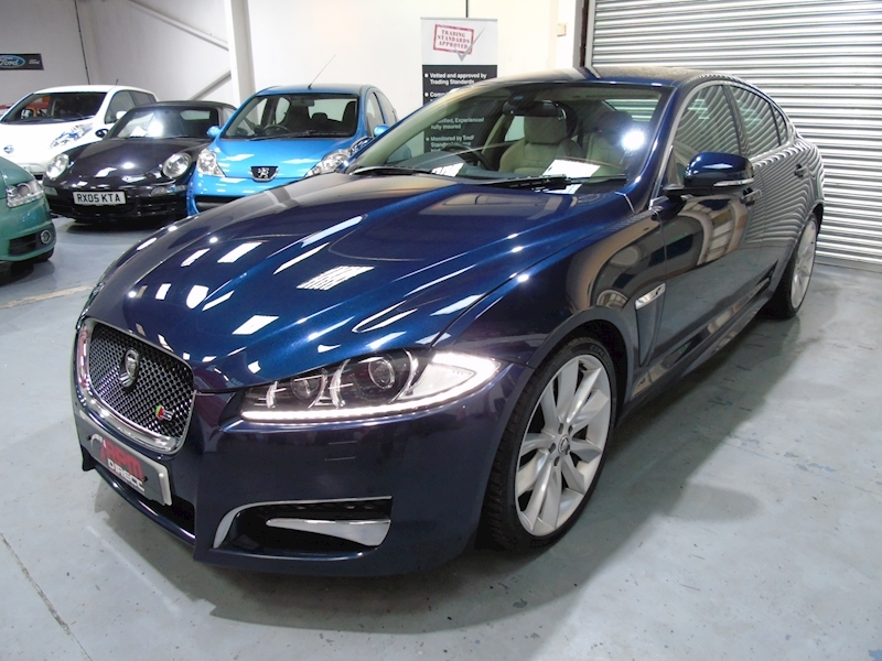 Jaguar Xf 3.0 V6 S Premium Luxury 4dr - Large 1