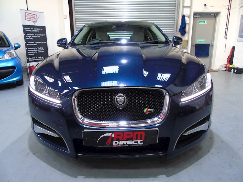 Jaguar Xf 3.0 V6 S Premium Luxury 4dr - Large 4
