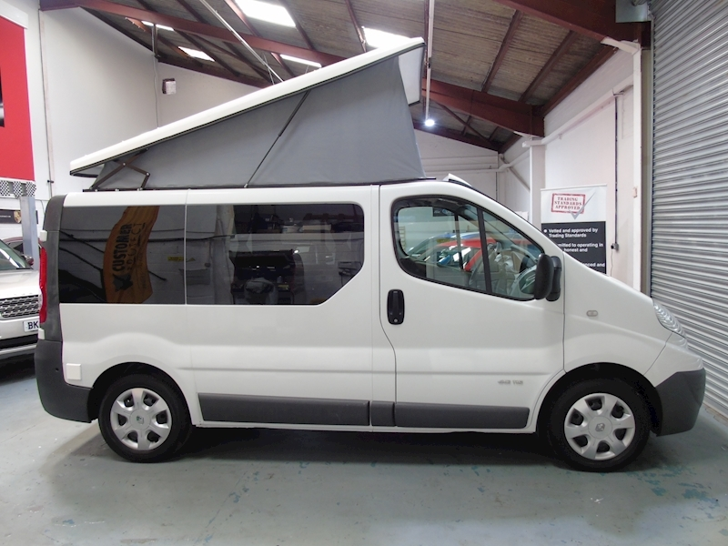 Renault Trafic 2.0 SL27 DCI - 4 BERTH CAMPER - NEW CONVERSION - NO VAT - Large 6