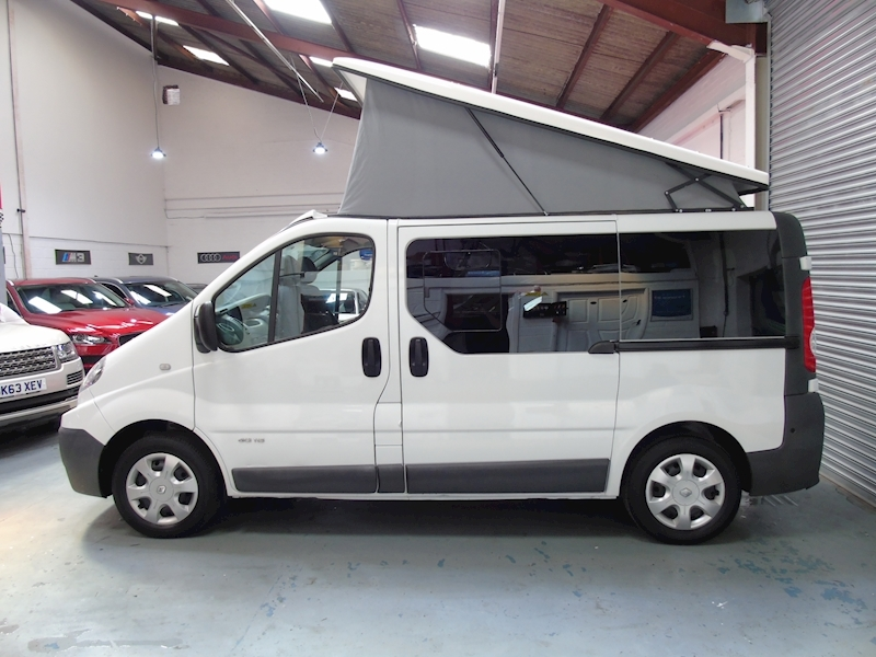 Renault Trafic 2.0 SL27 DCI - 4 BERTH CAMPER - NEW CONVERSION - NO VAT - Large 7