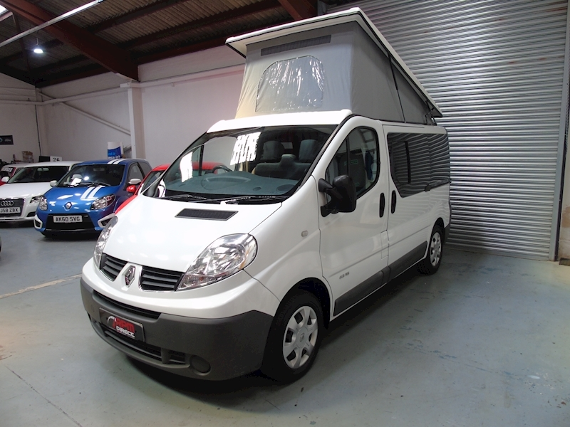 Renault Trafic 2.0 SL27 DCI - 4 BERTH CAMPER - NEW CONVERSION - NO VAT - Large 1