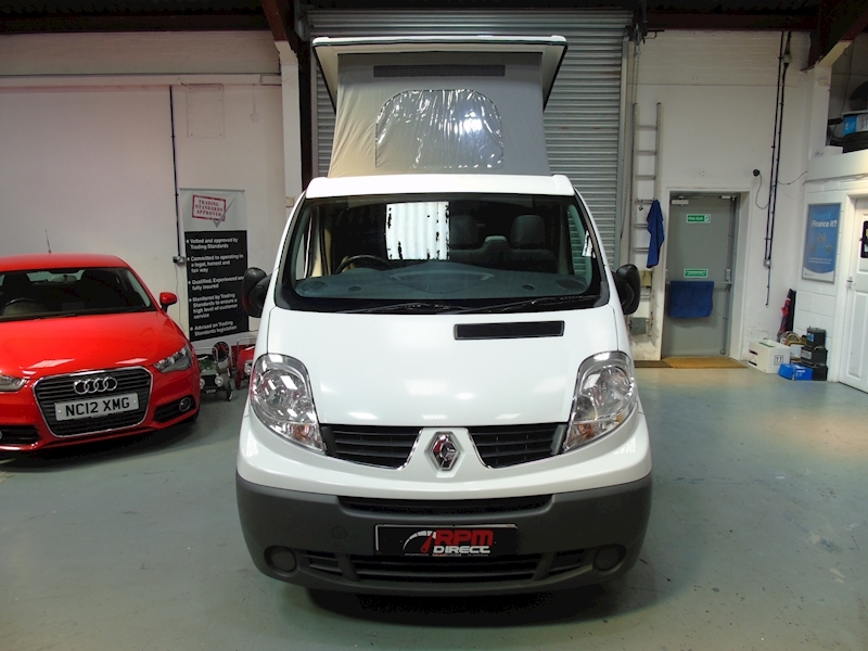 Renault Trafic 2.0 SL27 DCI - 4 BERTH CAMPER - NEW CONVERSION - NO VAT - Large 4