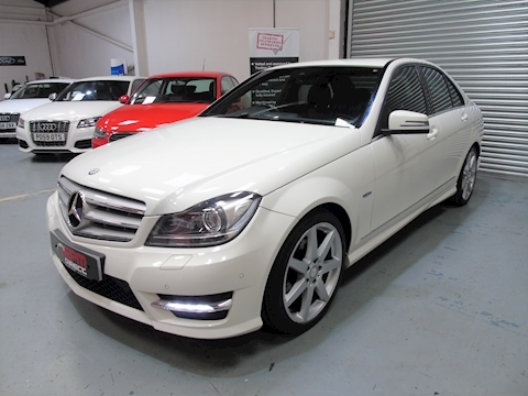 C Class C220 CDI Blueefficiency Sport auto 4dr 2.1 4dr Saloon Automatic Diesel