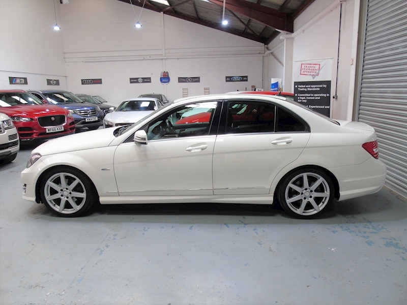 Mercedes-Benz C Class 2.1 C220 CDI Blueefficiency Sport auto 4dr - Large 7