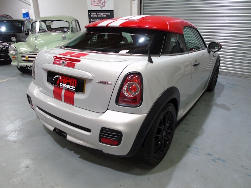 Mini Mini Coupe 1.6 John Cooper Works 2dr - Large 2